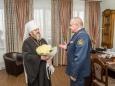 Игорь Криницин поздравил митрополита Викторина с Днем ангела