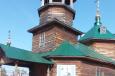 Несовершеннолетние осужденные Ижевской воспитательной колонии помогли в реставрации храма Николая Угодника