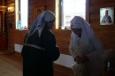 Сестры милосердия посетили храм Великомученицы Анастасии Узорешительницы в исправительной колонии №12