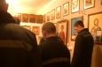 Поминальная служба по погибшим в обрушившемся доме в Ижевске состоялась в домовом храме исправительной колонии №8