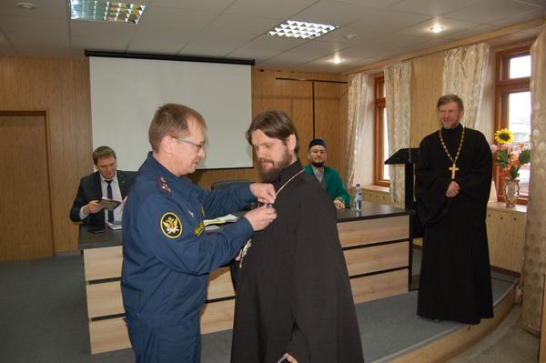 Заместители начальников учреждений УФСИН и священнослужители провели совместное заседание комиссии по духовно-нравственному воспитанию