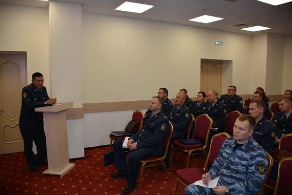 В Ижевске обсудили реализацию программы, совершенствующей деятельность учреждений УИС, где содержатся несовершеннолетние